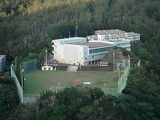 Chichijima - Ogasawara High School