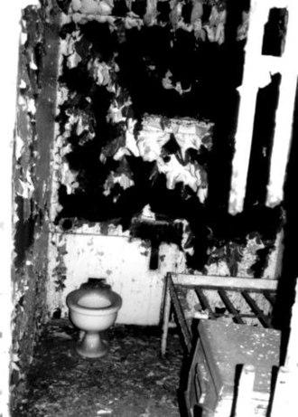 Ohio Penitentiary - Image: Ohio Penitentiary Cell