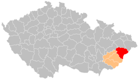 District de Vsetín