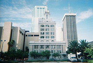 Tampa City Hall - Image: Old Tampa City Hall 01