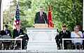 Old Amphitheater renamed in honor of Civil War Soldier 140530-A-DQ999-513.jpg