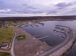 Marina of Old Perlican