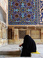 Old Praying Woman in Jame' Mosque.jpg