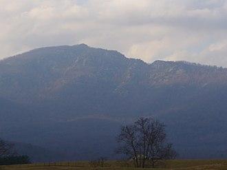 Old Rag Mountain - Old Rag Mountain