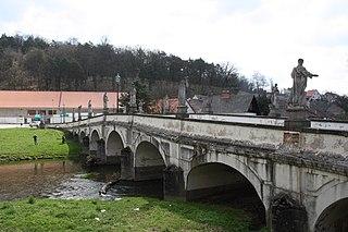 Náměšť nad Oslavou bridge
