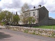 Old courthouse at Kirkwhelpington - geograph.org.uk - 1274134.jpg