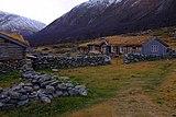 Old mountain farms in Grøvudalen.jpg