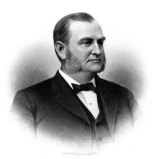 Oliver Ames (governor) 19th-century American businessman, financier, and politician