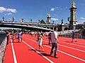 Olympic Days Paris June 2017 - Floating track view 06.jpg