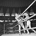 Olympische Spelen te Rome, boksen Gerlach tegen Barannik, Bestanddeelnr 911-5870.jpg