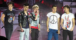 One Direction в 2013 году