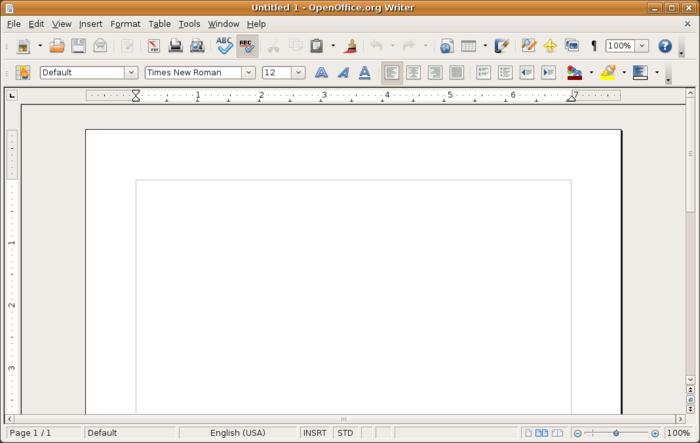 OpenOffice, software libero, Writer, Impress, Calc