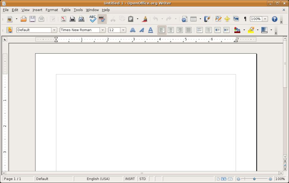 OpenOffice.org Writer
