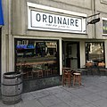 Ordinaire storefront in Oakland, California