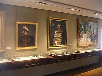 Musée de la Légion d'honneur - Interior of the museum