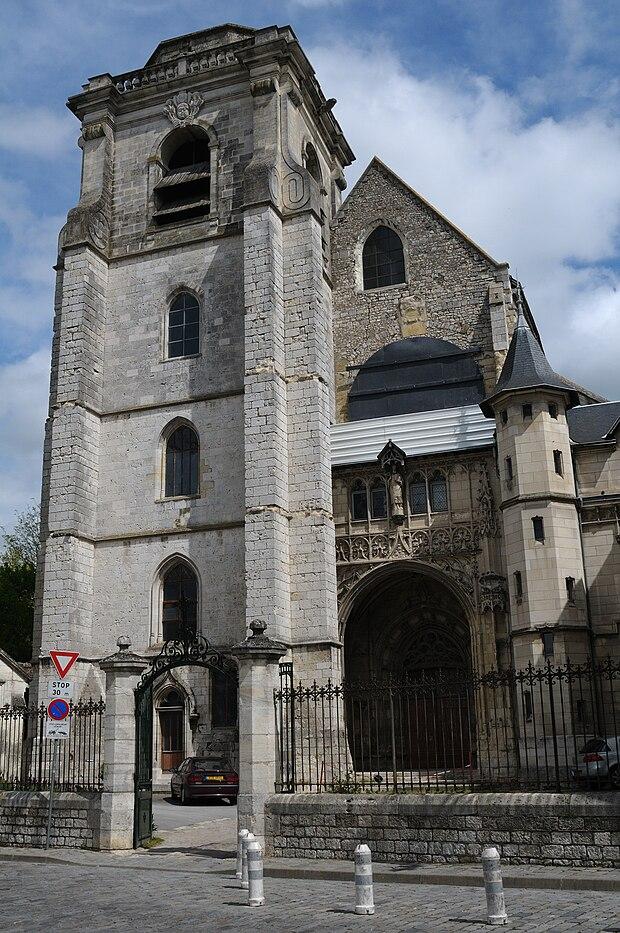 Monument historique à Orléans