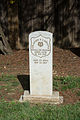 Orlando Caruana grave section 3 - Mt Olivet - Washington DC - 2014.jpg