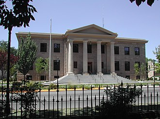 Ormsby County, Nevada - Ormsby County Courthouse