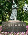 Oslo, statue of Camilla Collett in Oslo (7) BRIGHTER.jpg