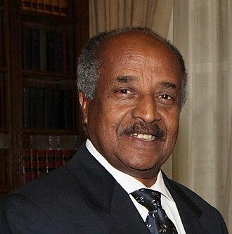 Osman Saleh Mohammed - Image: Osman Saleh Mohammed