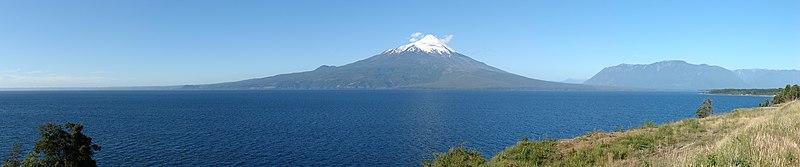Osorno Volcano stitched panoramic 2010.jpg