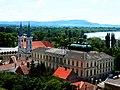Ostrihom, pohľad na Dunaj 19 Slovakia5.jpg