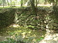 Otemon ruins of Hinokuma Castle 1.JPG