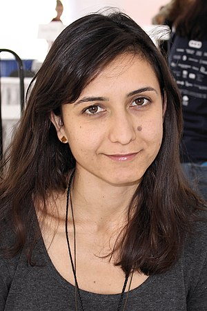 Ottessa Moshfegh - Moshfegh at the 2015 Texas Book Festival.