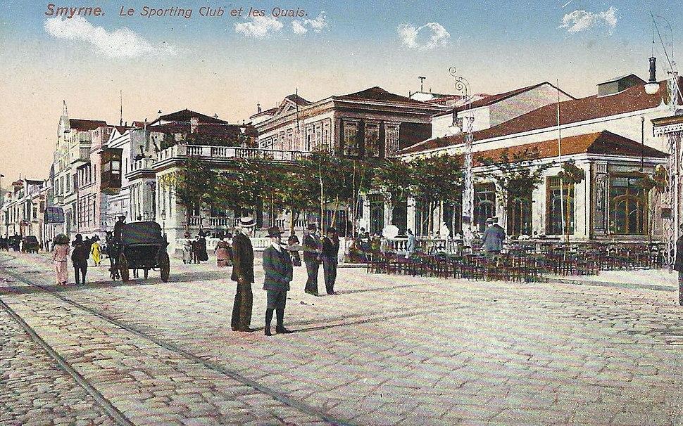 Ottoman Smyrna