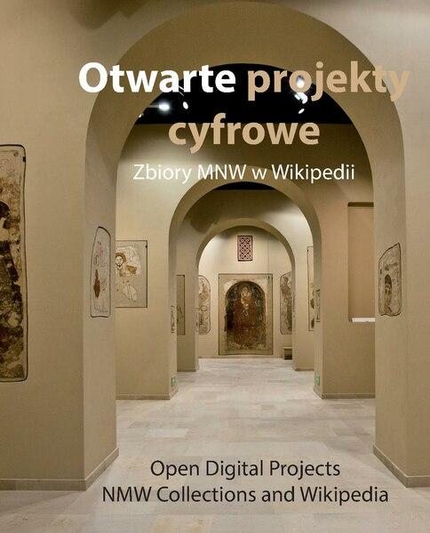 File:Otwarte projekty cyfrowe. Zbiory MNW w Wikipedii.pdf
