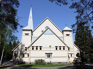 Oulujoki (municipality) Former municipality in Northern Ostrobothnia, Finland