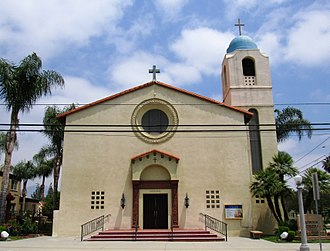 Roman Catholic Diocese of San Bernardino - Our Lady of the Rosary Cathedral