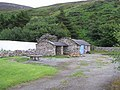 Out-buildings at Mamore Cottages - A - geograph.org.uk - 1390850.jpg