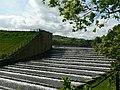 Overflow Spillway, Lindley Wood Reservoir - geograph.org.uk - 177008.jpg