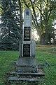 Overview of World War I memorial in Onšov, Pelhřimov District.jpg