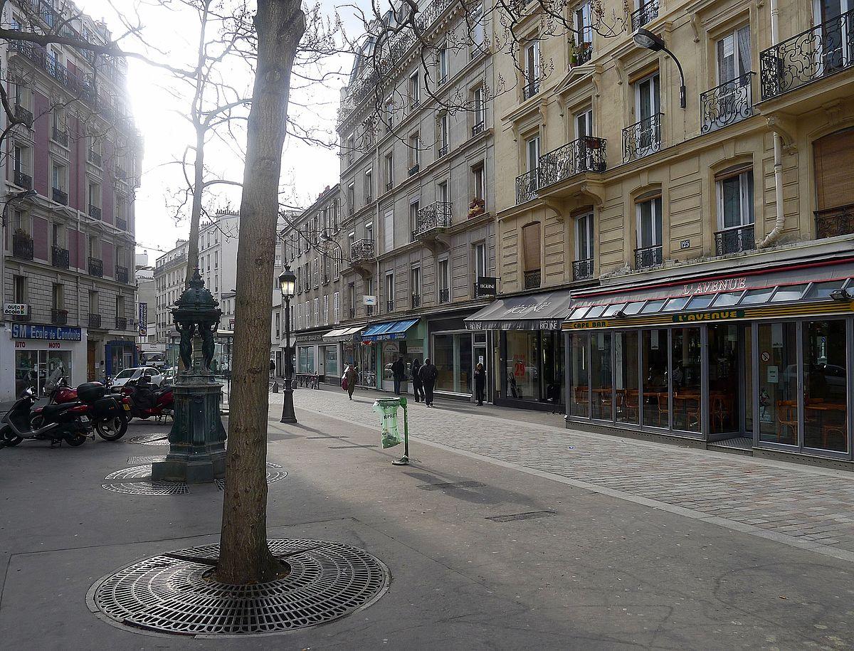 Rue de meaux wikidata for Garage rue de meaux vaujours