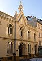 P1160919 Paris XVII rue Dulong église évangélique de l'ascension rwk.jpg