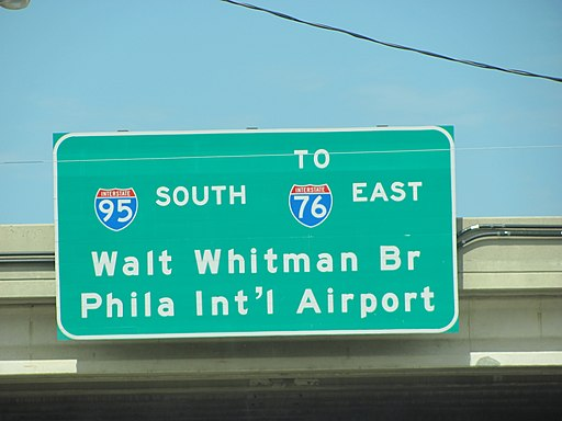 PHL airport sign