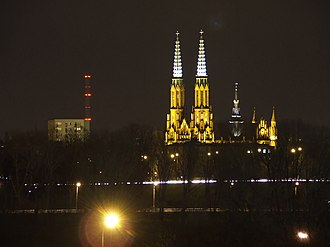 St. Florian's Cathedral - Image: PL Warsaw Kościół Św. Floriana
