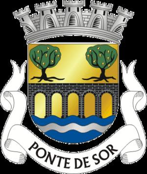 Ponte de Sor - Image: PSR