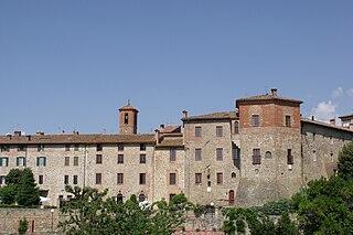Paciano Comune in Umbria, Italy