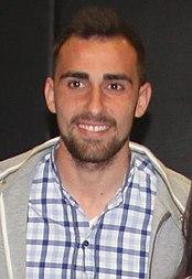 Paco Alcácer Spanish footballer