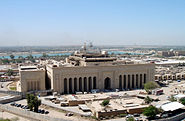Palace in Baghdad
