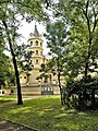 Palace of Grand Duke Alexei Alexandrovich. Turret.jpg