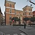 Palacio de Fabio Nelli, Valladolid. Fachada principal.jpg