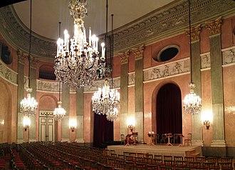 Palais Auersperg - Rosenkavaliersaal in 2014