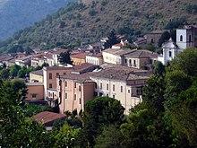 Il palazzo Boncompagni di Roccasecca.