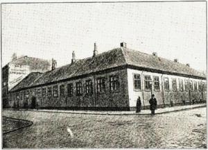 Bernt Anker - Paleet, Anker's home