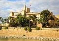Palma de Mallorca - El Palacio de la Almudaina - panoramio.jpg