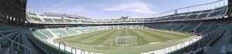 Estadio Manuel Martínez Valero - Image: Panórámica del Estadio Martínez Valero